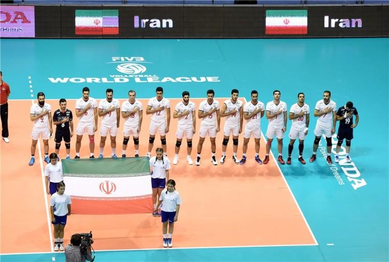 ست سوم/ایران(1) 25-صربستان(2) 22/ صدرنشین بالاخره در آزادی زانو زد