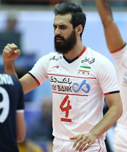 ایران3 - صربستان2 / صدرنشین بدون باخت لیگ جهانی مقابل شیران آزادی زانو زد