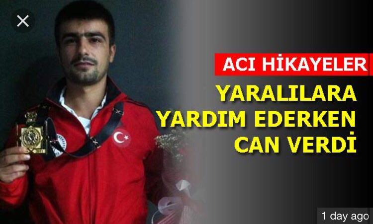 مرگ کشتی گیر ملی پوش ترکیه در انفجار استانبول