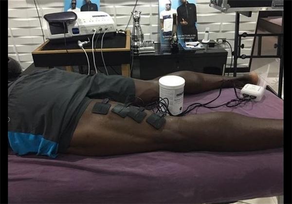 شوک بولت به المپیک ریو 2016
