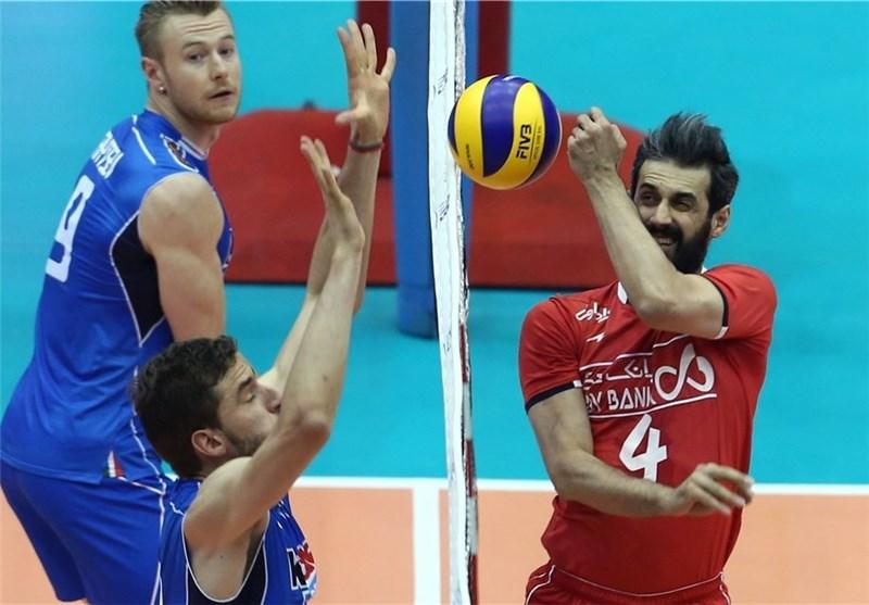 ایران صفر - ایتالیا 3/بازی پر اشتباه شاگردان لوزانو بعد از شب درخشان مقابل صربستان