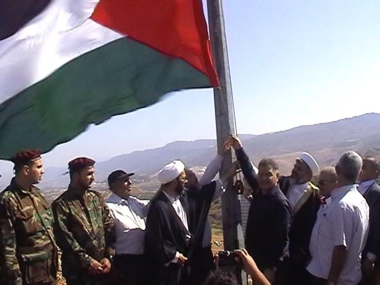 اقدام جالب حزب الله لبنان در مرز سرزمینهای اشغالی