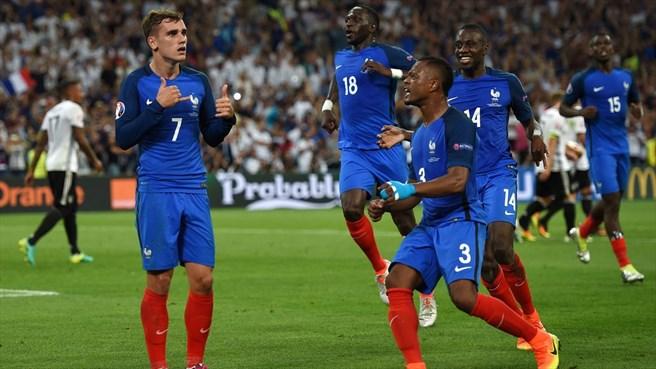 فرانسه 2- آلمان صفر / صعود میزبان به فینال بوقت خروس خوان