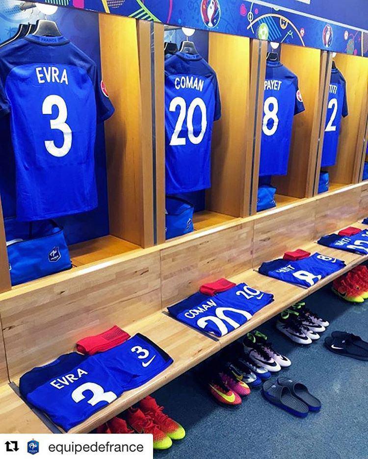 دقیقه صفر / فرانسه 0 - پرتغال 0 / دوئل گریزمان و رونالدو برای فتح یورو و توپ طلا