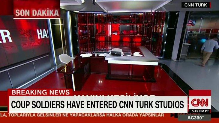ارتش ترکیه با کودتا کشور را در دست گرفت + ویدیو
