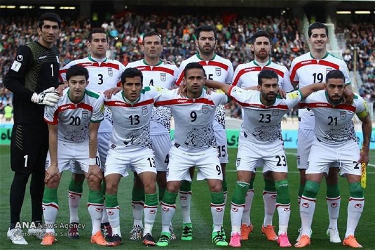 برنامه 2 هفته اول انتخابی جام جهانی روسیه/ایران-قطر 11 شهریور در آزادی
