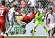 صعود تاریخی لهستان/وداع تلخ سوئیسیها با ناکامی در ضربات پنالتی