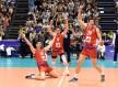 صربستان 3 - ایران یک/ شکست نزدیک و بازی درخشان درخانه صدرنشین لیگ جهانی+تصاویر