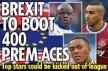 فروپاشی امپراتوری فوتبال انگلیس
