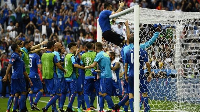 شادی زایدالوصف ایتالیایی ها از شکست رویایی اسپانیا