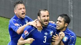 شادی رویایی ایتالیایی ها از شکست اسپانیا