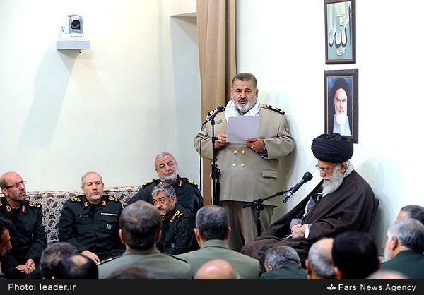 رئیس ستاد کل نیروهای مسلح  با حکم رهبر انقلاب تغییر کرد