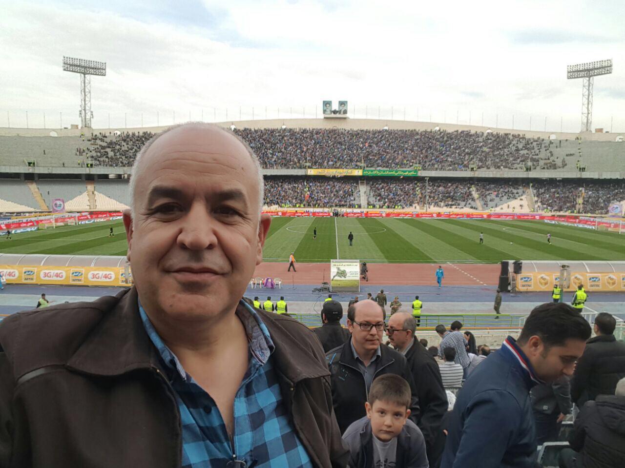 عکس کسی که طارمی و رضاییان را به ترکیه برد