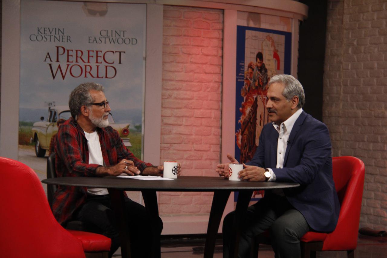 مهران مدیری: من درباره سینماگران ایرانی و به خصوص رضا عطاران نظرم را نمیگویم