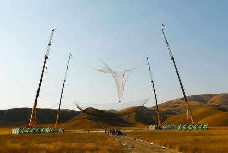 پرش بدون چتر از ارتفاع 7 هزار متری