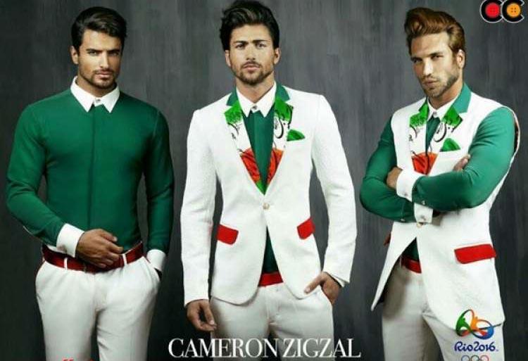 هنوز طرح لباس کاروان ورزشی ایران قطعی نشده است!