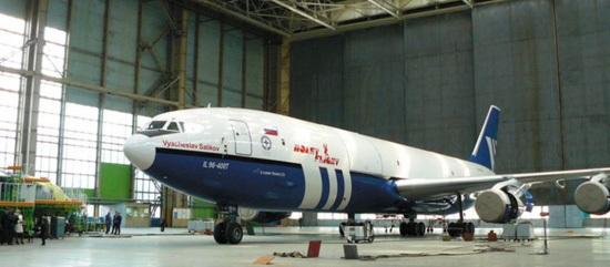 هواپیمای اختصاصی پوتین برای فرار از پایان جهان