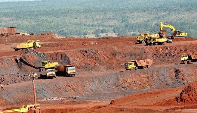 قیمت سنگ آهن در چین
