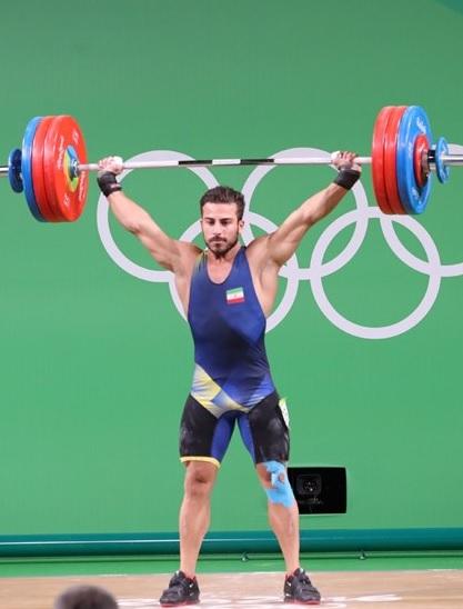 کیانوش رستمی دلاور، رکورد جدید برای المپیک برپا کرد و طلا گرفت+ویدیو -  تابناک | TABNAK