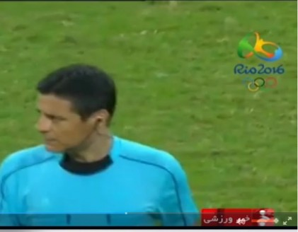 تیم داوری ایران و فینال المپیک ریو