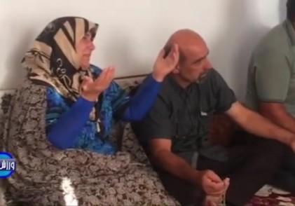 اشک شوق مادریزدانی بعد ازرفتن حسن به فینال