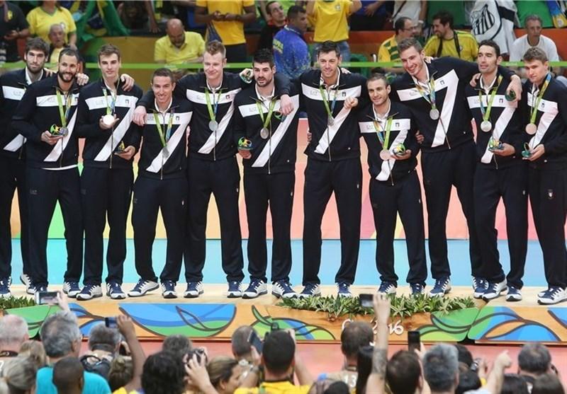 اقدام جالب ایتالیایی ها برای نمایش نقره المپیک