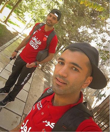 ظاهر جدید مسلمان در سفر به اصفهان