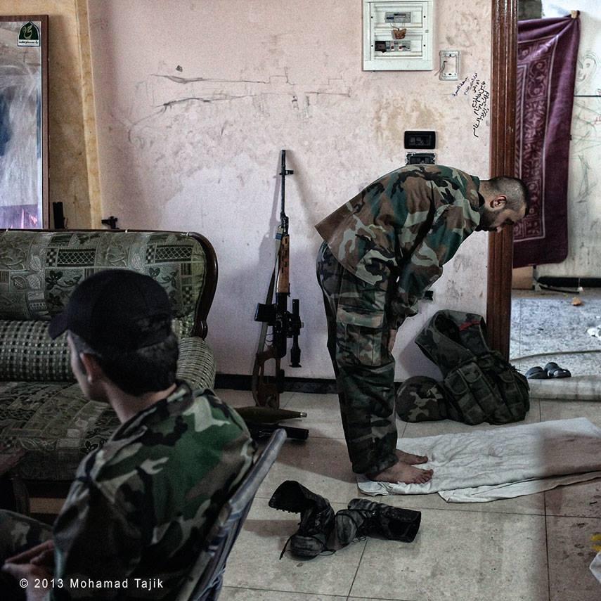 چرا فیلمبرداران و عکاسان مستند ایرانی در صحنه نبرد سوریه نیستند؟