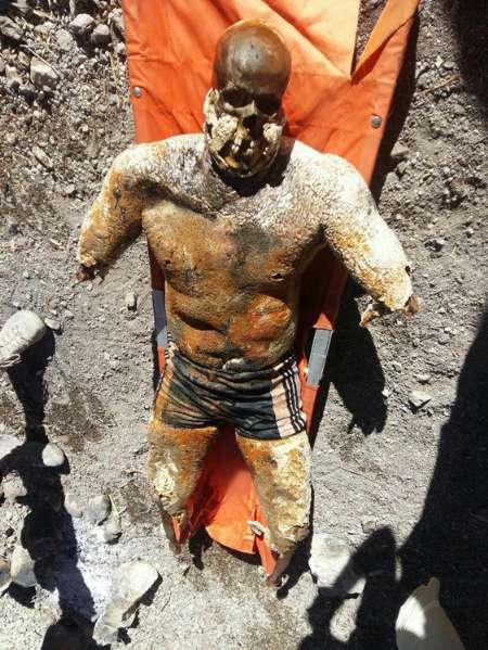 کشف جسد در دریاچه گهر درود پس از 9 سال