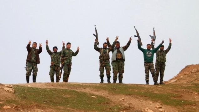 تشریح ساده نقشه جنگ در سوریه: چه کسی با چه کسی میجنگد؟