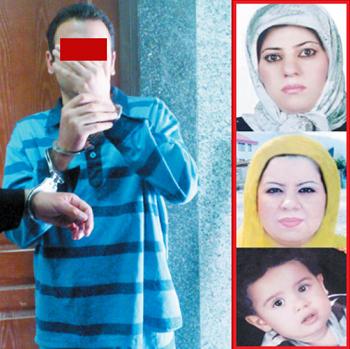 ماجرای قتل 2 زن و یک پسربچه در گلابدره