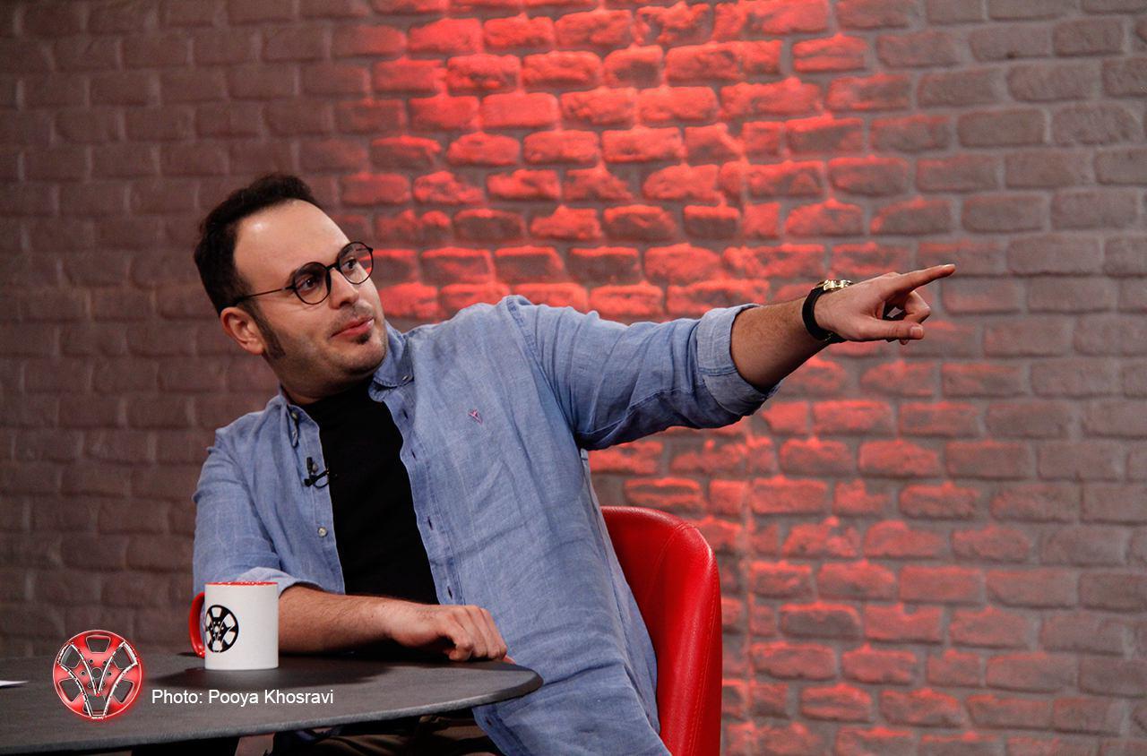 سعید راد: بدون هیچ مشکلی در اوج محبوبیتم، ممنوع الفعالیت شذم