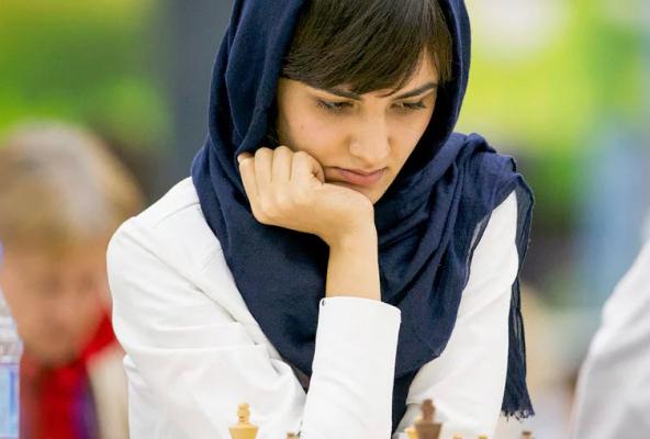 گزارش گاردین از جنجال تحریم شطرنج زنان جهان بخاطر حجاب