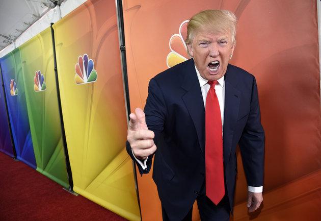 بحران در حزب جمهوری خواه / دونالد ترامپ: به هیچ وجه کناره گیری نمیکنم
