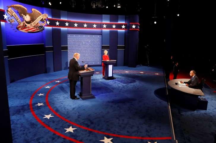 راست و دروغ اولین مناظره انتخاباتی کلینتون و ترامپ