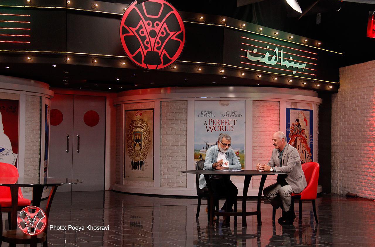 بررسی سینمای مقاومت با حضور سعید راد