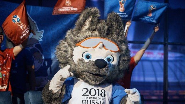 نماد رسمی جام جهانی روسیه معرفی شد