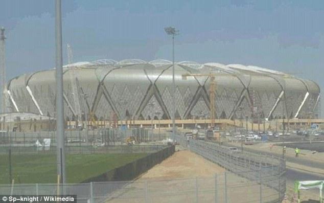 بمب داعش در ورزشگاه عربستان!