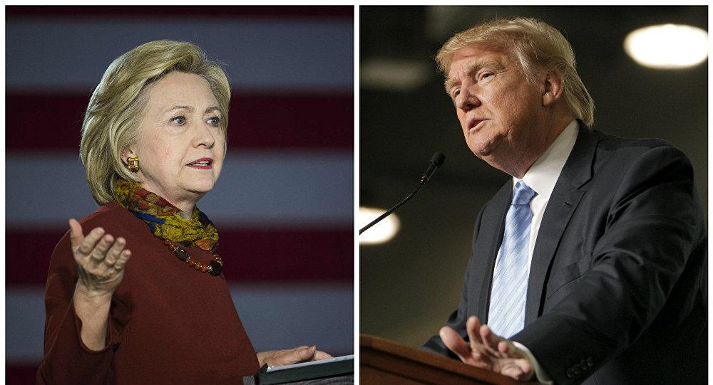 دعوا برسر اینکه ترامپ یا کلینتون برای ایران بهتر است به کجا می رسد؟