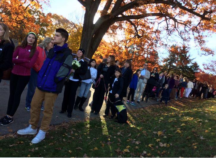 لحظه به لحظه با انتخابات آمریکا: ازدحام عجیب جمعیت در اولین ساعات در حوزه های رای گیری
