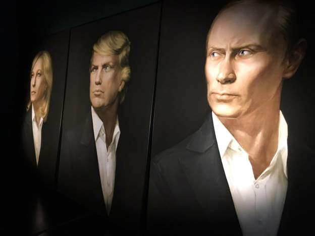 لحظه به لحظه با انتخابات آمریکا: پیشتازی کلینتون در چند ایالت کلیدی
