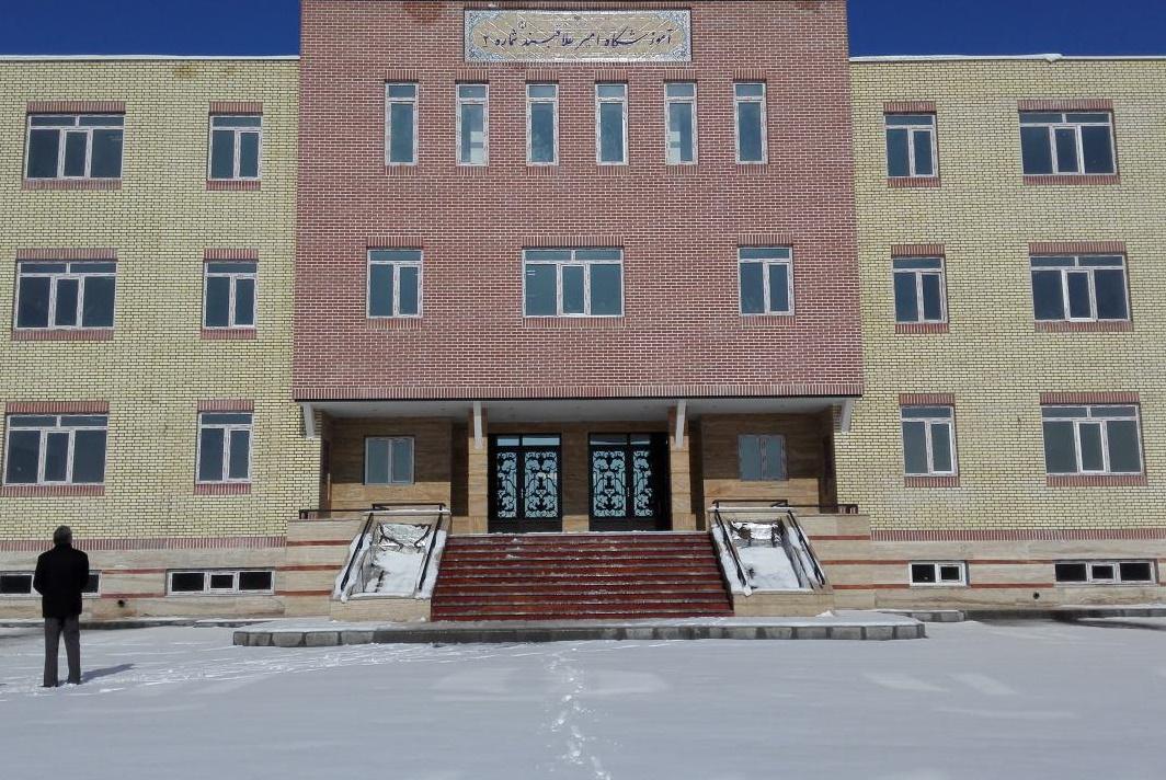 اشغال ساختمان نوساز مدرسه توسط مدیران آموزش و پرورش! +سند - تابناک   TABNAK