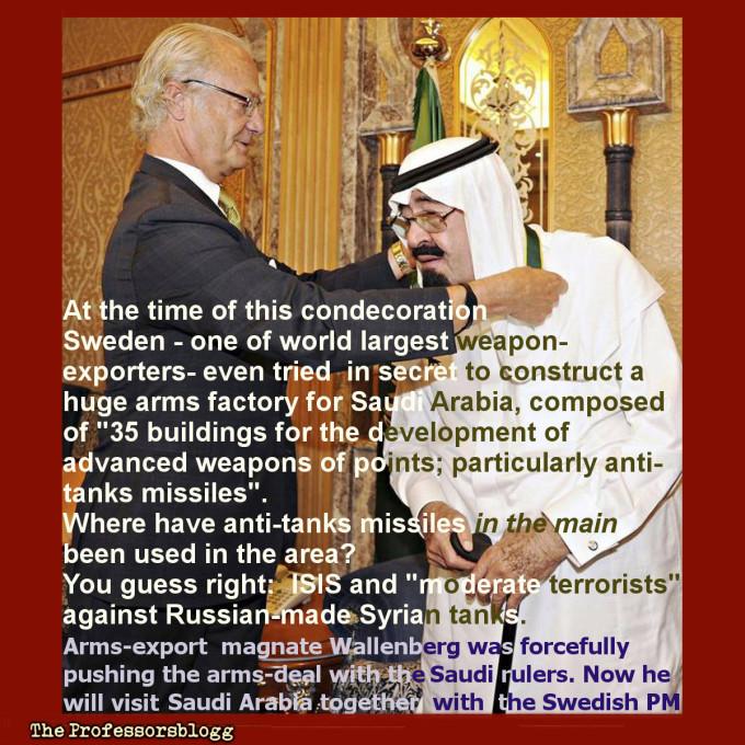 ماجرای افشای «پروژه سیمون»؛ یک قرارداد محرمانه میان سوئد و عربستان سعودی