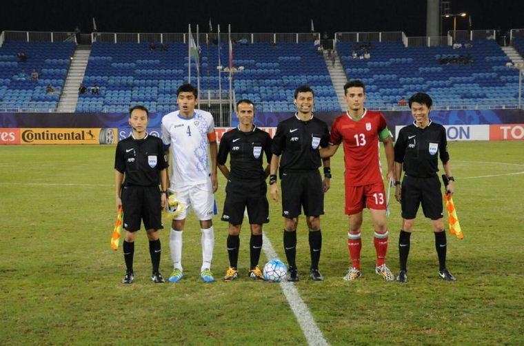 تصاوير جشن صعود جوانان فوتبال ايران به جام جهاني