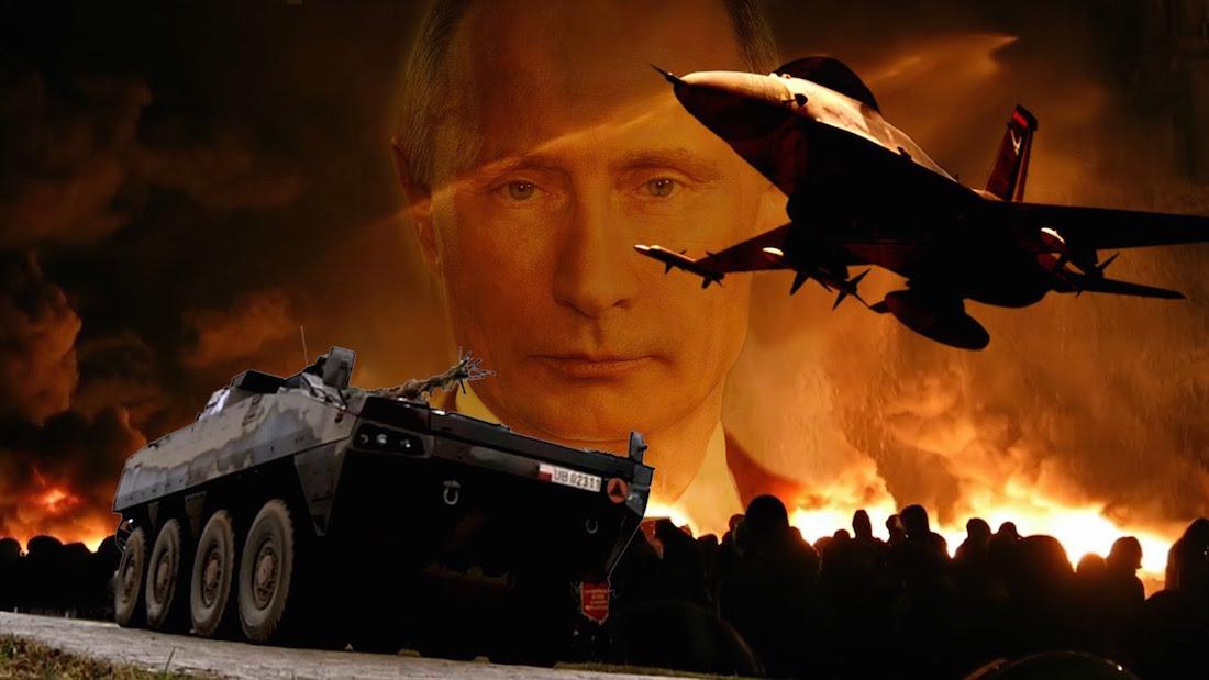 ارزیابی توان و ظرفیت روسیه برای راه اندازی جنگ جهانی سوم