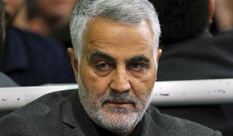 قاسم سلیمانی، هدایت گر پروژه ایران برای ایجاد دالان زمینی به سوی مدیترانه