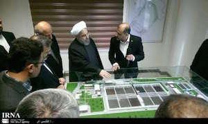 بهره برداری از طرح آبرسانی از سد ارداک به مشهد