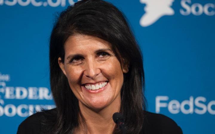 اولین زن کابینه ترامپ مشخص شد / یک آسیایی-آمریکایی برای سفارت آمریکا در سازمان ملل / فرمانداری که قول داد تحریم های ایران را در ایالت خود نگاه دارد