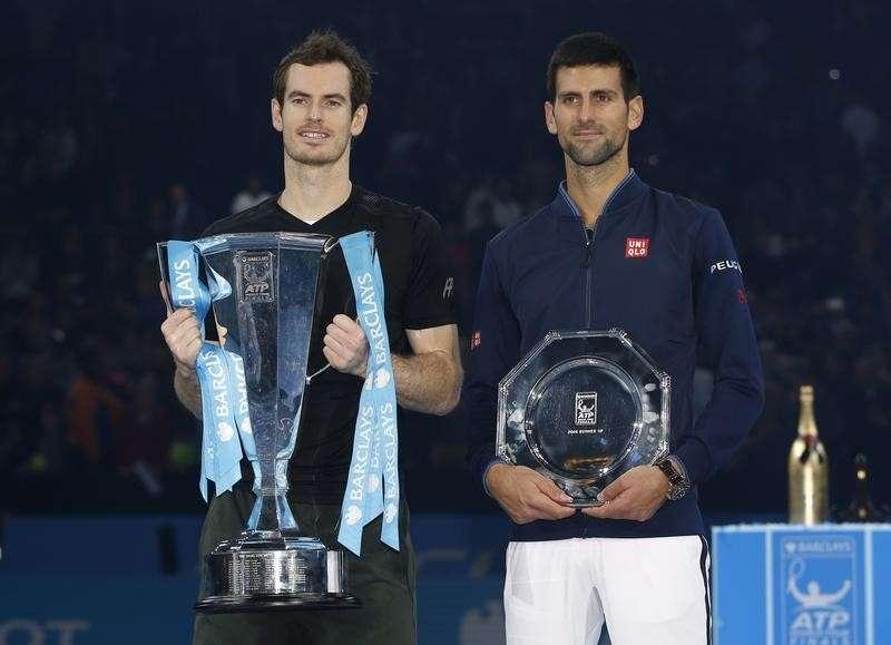 تمام مردان شماره یک تنیس جهان