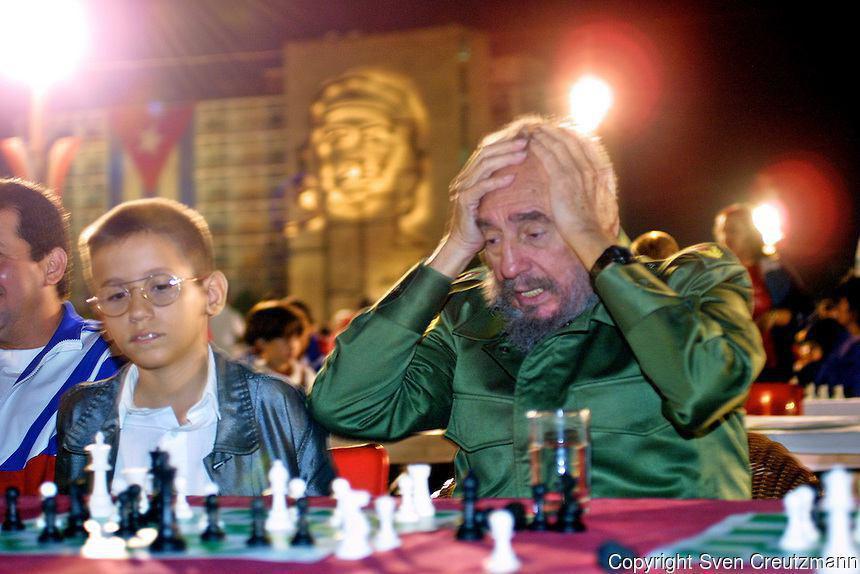 عکس های ورزشی معروف از فیدل کاسترو